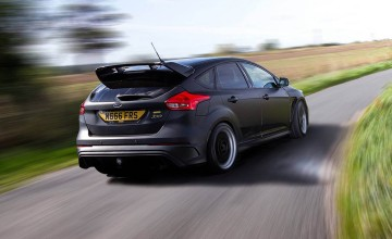 New Mountune tweaks for Focus RS