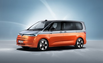 New Multivan replaces Caravelle at VW