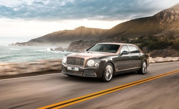 Bentley Mulsanne long on luxury