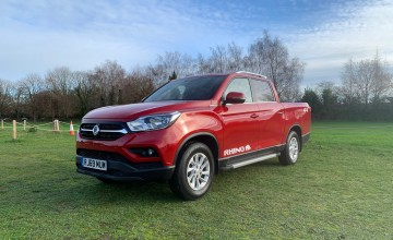 SsangYong Musso Rhino 2.2 Automatic