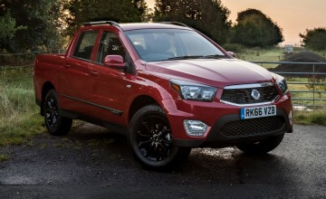 New Musso workhorse from SsangYong