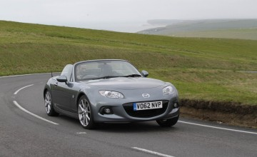 Mazda MX-5 Roadster Coupe 2.0 Sport Tech Nav