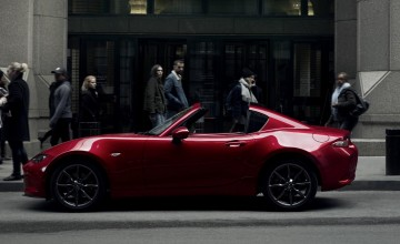 Mazda MX-5 RF on sale next year