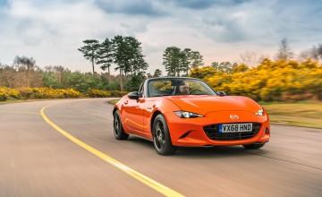 Mazda glows as MX-5 turns 30