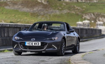 Wheely comfortable in Mazda's MX-5