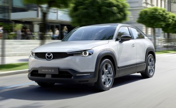 Prices revealed for Mazda's first EV