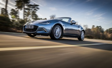 Mazda MX-5 Arctic a winter warmer