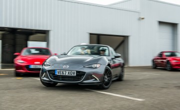 Mazda MX-5 - fun on the track, a delight on the road