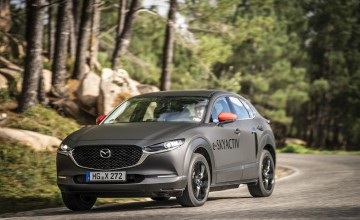 Wait for it - Mazda goes electric