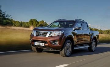 New Nissan Navara offers versatility
