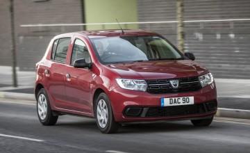 Dacia Sandero Ambiance dCi 90