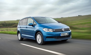 VW Touran cleans up on domestic bliss