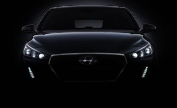 Sharp new i30 revealed by Hyundai