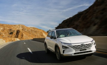 Fuel cell initiative by Hyundai