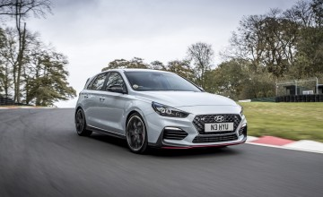 Hyundai turns on the heat with i30 N