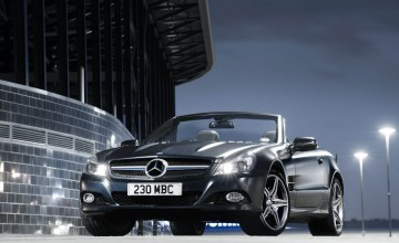 Mercedes-Benz SL350 Night Edition