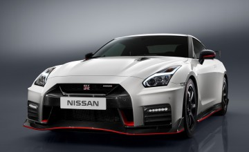 Nissan GT-R NISMO breaks cover