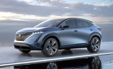 Concept shows off Nissan's EV future