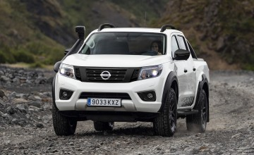 Upgrade for toughest Navara