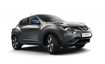 Juke adds colour and sound choices