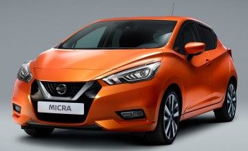 Edgy new Micra wows Paris