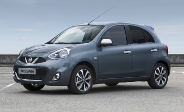 Nissan's high-tech Micra bargain