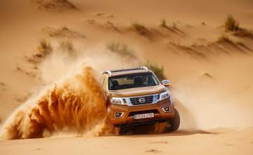 Navara conquers Sahara