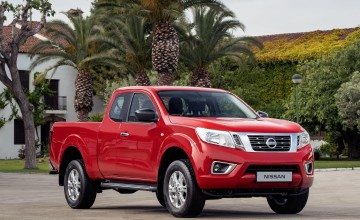Navara picks up an upgrade