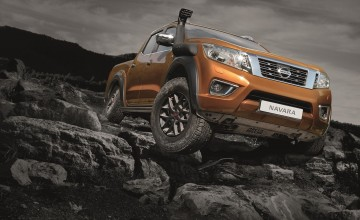 Nissan Navara Off Roader beefed up