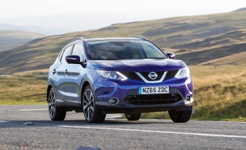 Nissan Qashqai - 10 years at the top