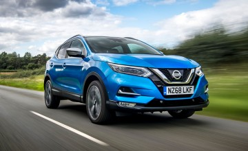 Power upgrade for Qashqai
