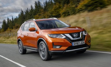 Nissan polishes X-Trail's finer details