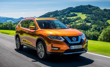 Engine boost for Nissan's X-Trail