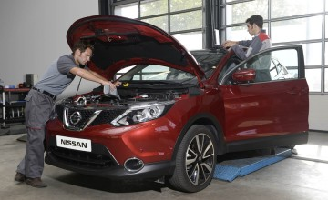 Nissan expands aftersales programme
