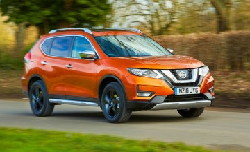 Two-litre X-Trail adds flexibility to 4x4