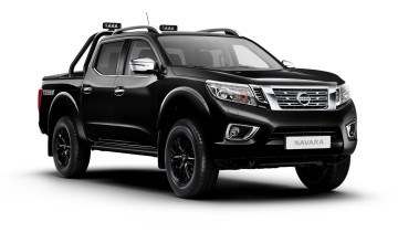 Special Nissan Navara for a lucky few