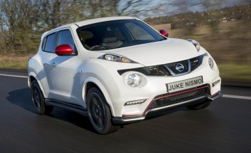 Juke scorcher a crossover special
