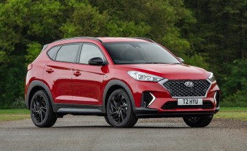 Hybrid power and sporty tweaks for new Hyundai Tucson