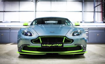 Aston at extremes with Vantage GT8