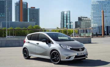 Nissan Note heads into the black