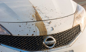 Nissan heralds the self-cleaning car
