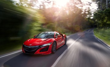 Honda NSX - a supercar to savour