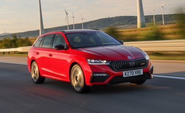 Hot Octavia goes electric at Skoda