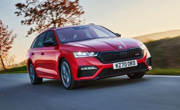 Hot diesel for Skoda Octavia vRS