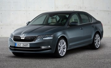 Revised Skoda Octavia for 2017