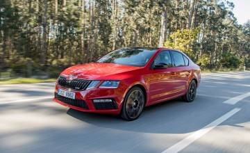 Skoda Octavia pumps up the power