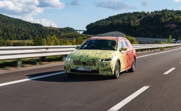 New Octavia to be revealed by Skoda
