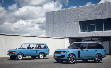 Special for 50 years of Range Rover