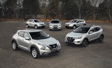 Nissan reaches crossover milestone