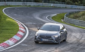 Super-fast Insignia lords it at the Ring